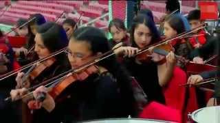 La  Reina del Tamarugal - Orquesta Sinfónica Juvenil de Curanilahue