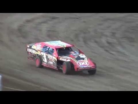 Albert Auto Night Sport Mod Heats Independence Motor Speedway 9/17/16