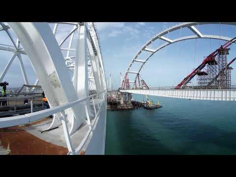 Крымский мост 360: