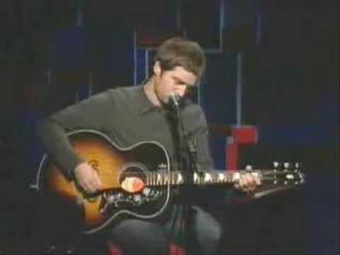 Oasis  Stop Crying Your Heart Out Noel Acoustic