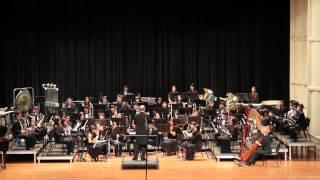 1080p Waltzes from Der Rosenkavalier | 2013 OBDA HS Select Wind Ensemble