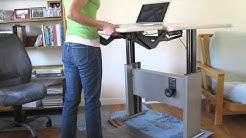 Knoll Adjustable Corner Desk