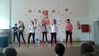 Танец под песню КРУЧЕ ВСЕХ(, 2016-10-15T18:01:36.000Z)