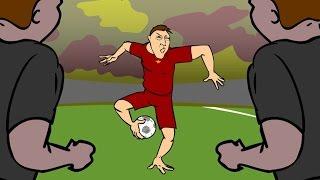Если бы Трефилов тренировал сборную России по футболу. Лайф #анимация