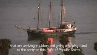 Pirates on the River and sound systems in Lisbon!