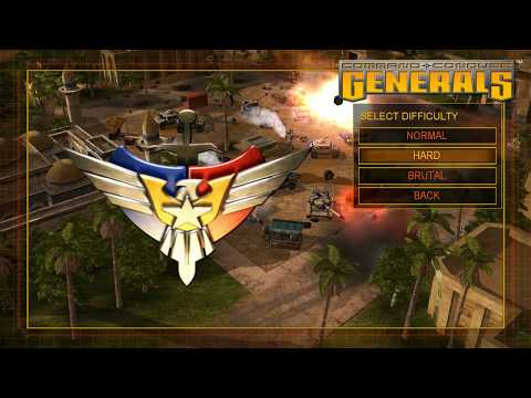 Command and Conquer: Generals - USA 01