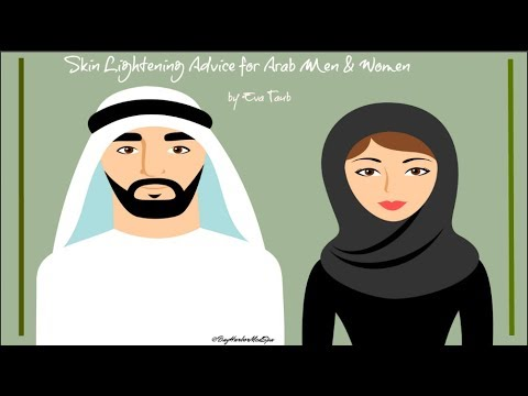 Honest Skincare & Skin Lightening Advice Specific for Arab M