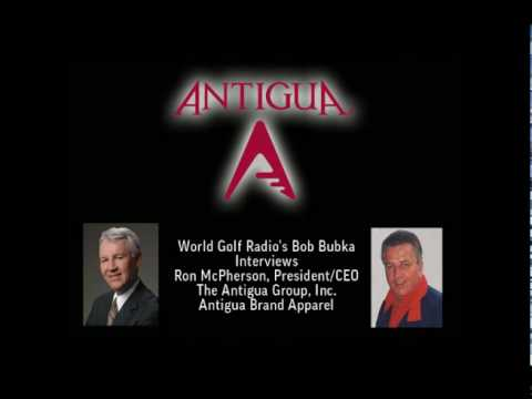 World Golf Radio Ron McPherson Interview
