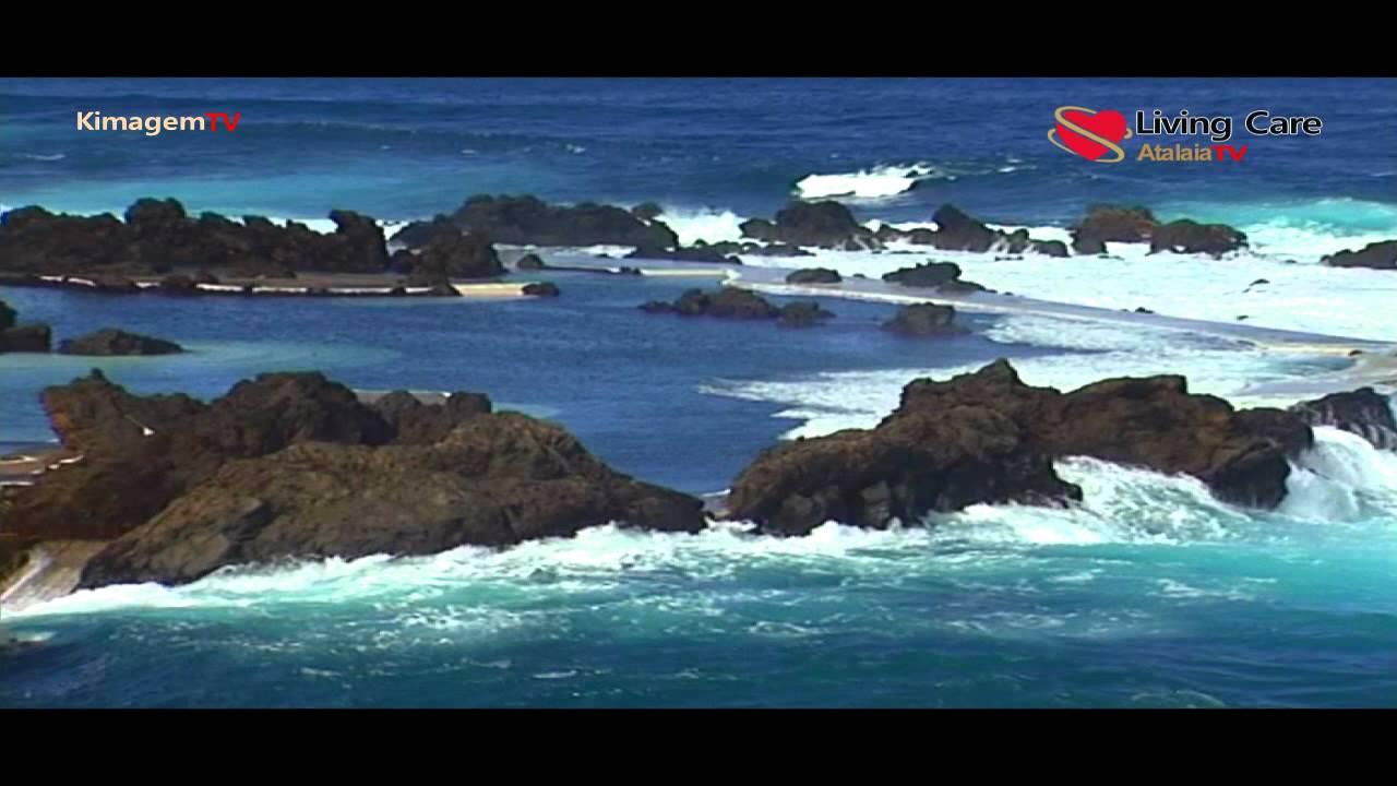 Natureza Viva Porto Moniz Ilha Da Madeira Youtube