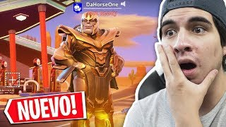 UNLOCKING THE **NEW THANOS SECRET SKIN** PROHIBITED SKINS AND SECRETS IN FORTNITE