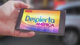 ¡Despierta América! en vivo desde tu teléfono en Univision Now