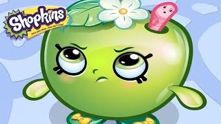 SHOPKINS - BAD APPLE Cartoons For Children | Toys For Kids | Shopkins Cartoon