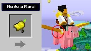Minecraft - 10 Cosas que NO Sabías de la Montura (la 9 no te la creerás)