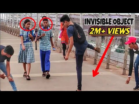 INVISIBLE ROPE PRANK|| IN INDIA || BY HILARIOUS TRENDS