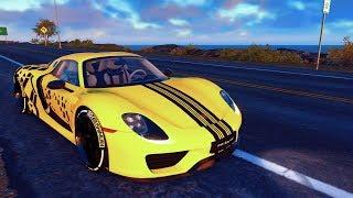 The Crew 2 Pro Settings For Porsche 918 Spyder