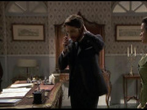 Una llamada deja a Hernando afligido, Camila intuye algo