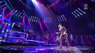 Jan Delay - Oh Johnny  (live at ESC 2011 HD 720p)