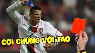 Đây chính là lí do các cầu thủ khác luôn phải dè chừng với Cristiano Ronaldo