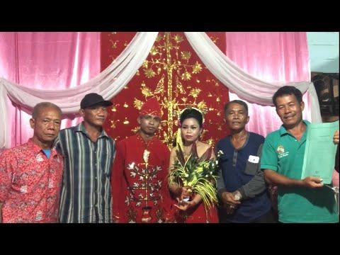 Nikah Adat Dayak Ngaju Desa Telangkah Katingan Kalimantan Tengah