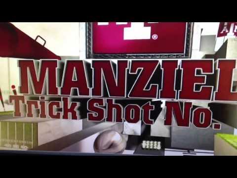 Johnny Manziel Trick Shots