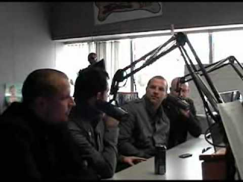 Red Interview on Z95 The Bone