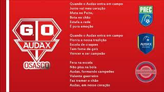 Baixar Hino do Grêmio Osasco Audax | GOA ( SP ) | Hino do Audax-SP