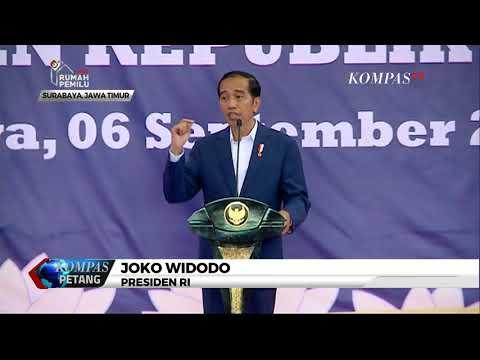 Jokowi Sebut SDM Indonesia Tak Kalah dengan Negara Lain Mp3
