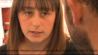 Estelle Leblond / Sébastien Lavorel sur ITV4