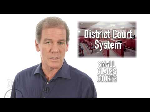 Goodman's GoodMinute: Small Claims Courts