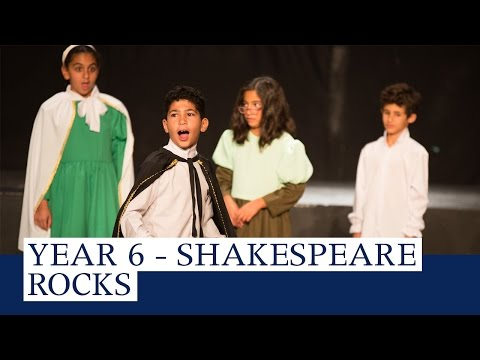 Year 6 Production - Shakespeare Rocks