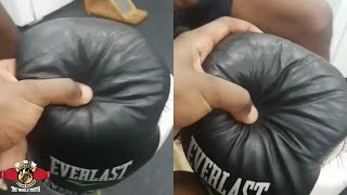 """(SHOCKING NEWS)""""TYSON FURY REMOVED PADDING FROM GLOVES IN SPARRING"""" NICHOLAS ASBERRY"""