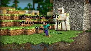 Let's Play Minecraft #German 087 Romiat Ob das so Funktioniert....