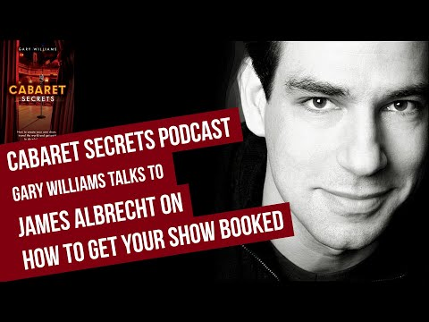 James Albrecht on how to get booked at London's St James Theatre Studio.