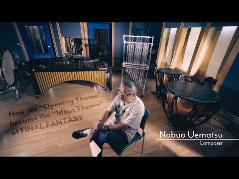 Nobuo Uematsu Discusses The Final Fantasy Main Theme As FF30th Fan Tribute Submissions Begin