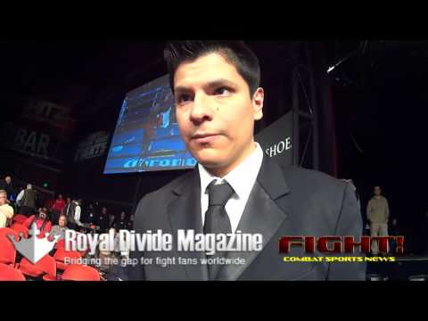 Rising Star Ring Announcer and Color Commentator Ray Flores Discusses the Best Job Ever Invented