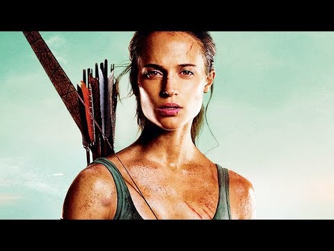 Tomb Raider Official Full online #2 - 2018 Movie Alicia Vikander streaming vf