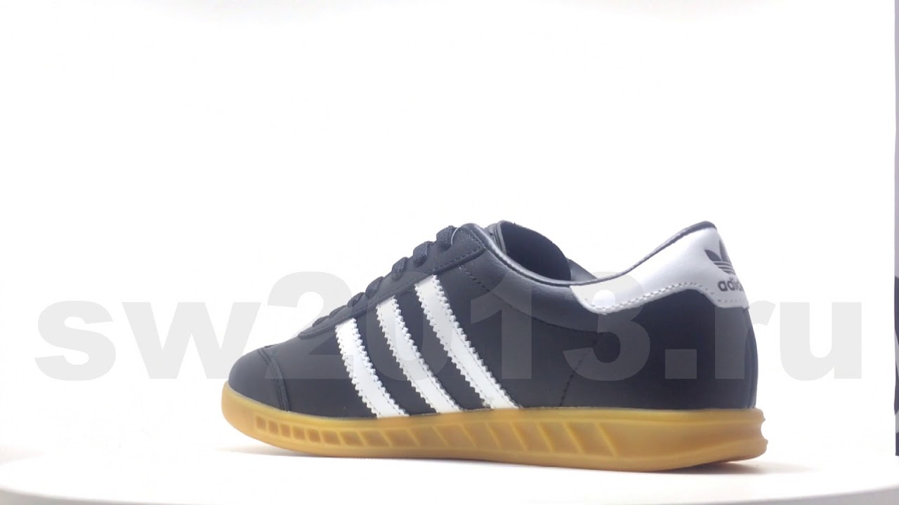 In this category 171 adidas gazelle og leather black adidas hamburg - Adidas Hamburg Black White Leather Men