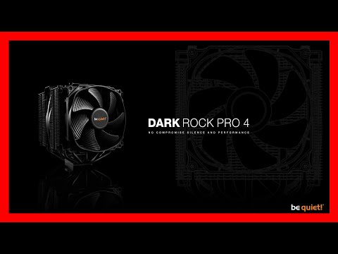 Кулер be quiet! Dark Rock Pro 4 (BK022)