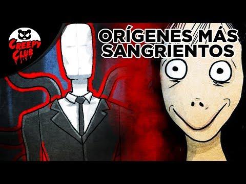 Los orígenes de los #CREEPY más OSCUROS | Creepy Club | Draw My Life