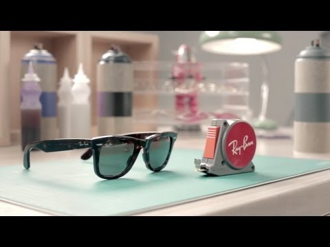 Ray-Ban Remix Lets You Customize Your Sunglasses