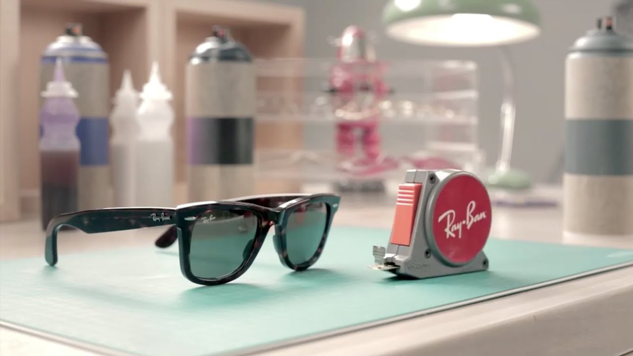 559d9341d9138 Ray-Ban Remix - YouTube