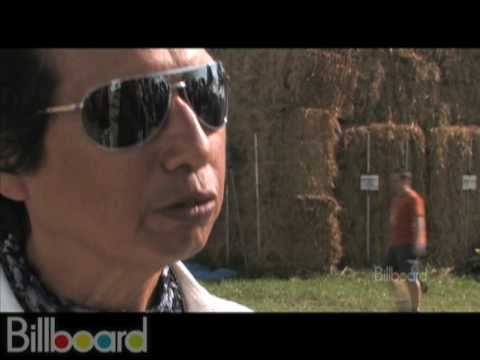 Bonnaroo Video: Alejandro Escovedo Interview