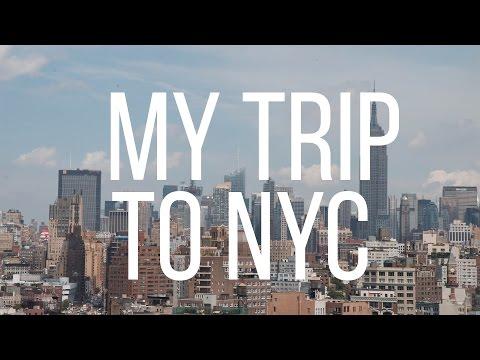 My Trip to New York City