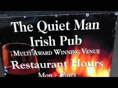 The Quiet Man Irish Pub, Flemington, Melbourne