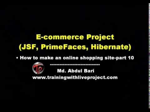 E-commerce Project(Add to Cart)- part 10