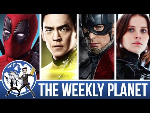 Best & Worst Movies 2016 - The Weekly Planet Podcast