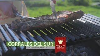 Costillar de Cerdo a la Parrilla - Recetas del Sur & Primitivos