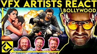 VFX Artists React to BOLLYWOOD Bad & Great CGi 7