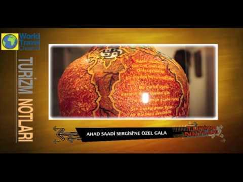 Azarnegari By Ahad Saadi on World Travel channel