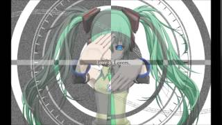 Hatsune Miku - Ura Omote Lovers Off Vocal Fan Version